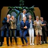 Ingvar – En möbelhistoria. Regi : Johan Huldt, Scenografi och kostym: Richard Andersson 2014