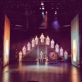 Romeo & Juliet – Regi: Pelle Öhlund, Scenografi och Kostym: Richard Andersson, Borås Stadsteater 2016