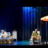 Stackars Birger – Av: Martina Montelius – Regi: Josefin Ankarberg – Scenografi och kostym: Richard Andersson – Örebro teater 2020 – Foto: Kicki Nilsson