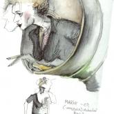 Woyzeck Scenografi och kostym: Richard Andersson Regi: Ulf Andersson