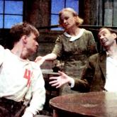 Den forstenade skogen Nationalteatern Gbg 1993 Scenografi och kostym: Richard Andersson Regi: Ulf Andersson