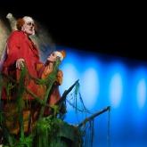 Stormen – av Shakespeare. Regi: Josefine Andersson. Scenografi och Kostym: Richard Andersson 2015