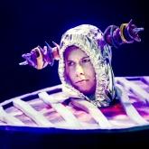 Twerk Face – Regi : Amelie Nörgaard, Richard Andersson: scenografi och kostym. Foto: Kicki Nilsson