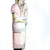von Sydowska mordet Scenografi och kostym: Richard Andersson Regi: Johan Huldt